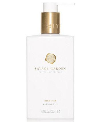 Средство для мытья рук Savage Garden, 10,1 унции. RITUALS
