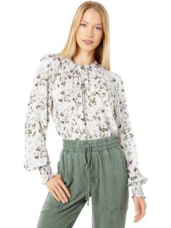 Эластичная блуза со сборками Bella dahl