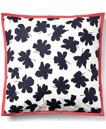 Квадратная декоративная подушка Carter с цветочным рисунком, 18 дюймов Ralph Lauren