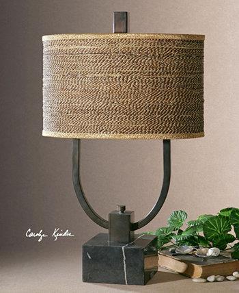 Металлическая настольная лампа Stabina Uttermost