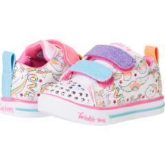 Twinkle Toes - Sparkle Lite Believe in Rainbows 314766N (для малышей) SKECHERS KIDS
