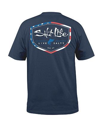 Мужская футболка Amerishield с карманом Salt Life
