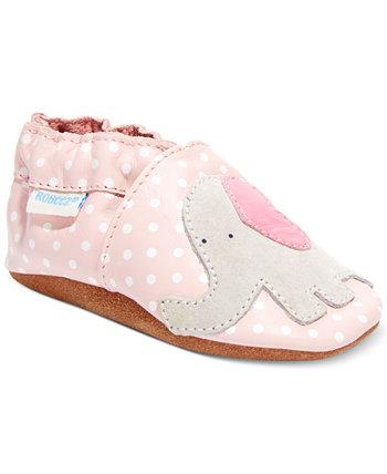 Маленькие арахисовые туфли, для маленьких девочек Robeez