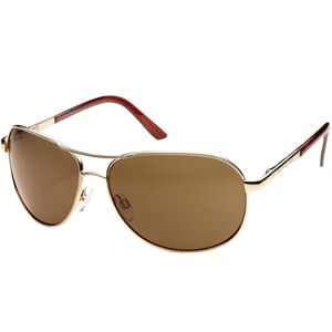 Солнцезащитные очки-авиаторы с поляризованной оптикой Suncloud Polarized Optics SunCloud Polarized Optics