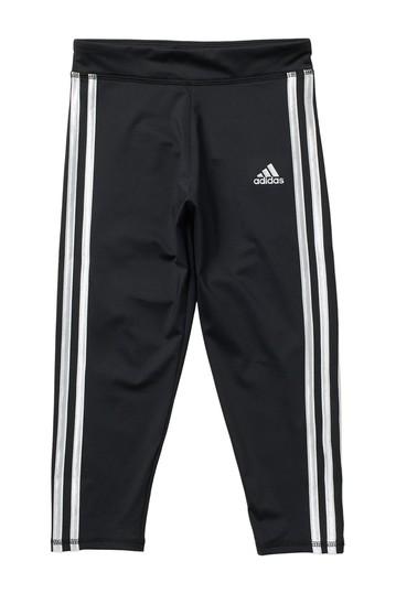 Леггинсы с 3 полосками (для больших девочек) Adidas
