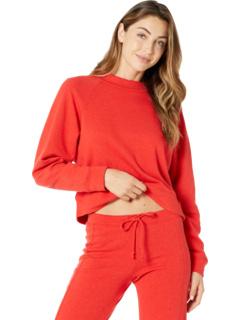 Пуловер из кашемирового флиса с длинными рукавами Chaser