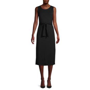 Платье-футляр с круглым вырезом BB Dakota
