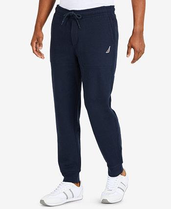 Мужские брюки-джоггеры классического кроя Nautica