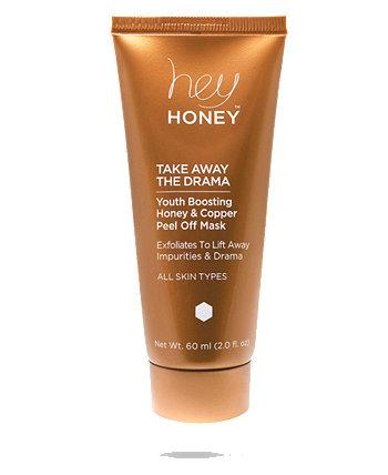 Take Away The Drama Молодежная маска с медом и отшелушивающей медью, 60 мл Hey Honey