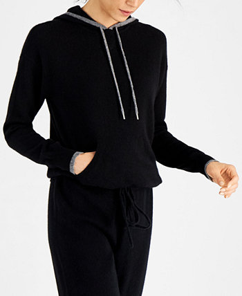 Кашемировый свитер с капюшоном, созданный для Macy's Charter Club