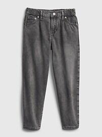 Детские джинсы-бочонки с Washwell Gap