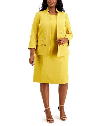 Plus Size Dress Suit Le Suit
