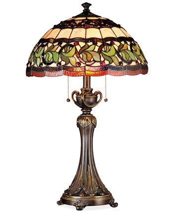 Настольная лампа Олдриджа Dale Tiffany