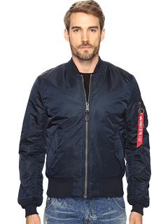 Куртка для полетов приталенного кроя MA-1 Alpha Industries