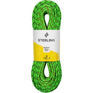 Веревка Velocity 9.8 BiColor XEROS Sterling