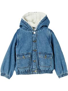 Джинсовая куртка Dua с капюшоном (для малышей / маленьких детей / старших детей) COTTON ON