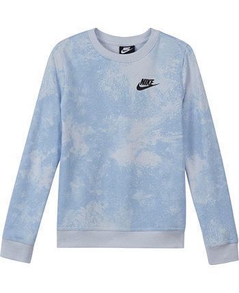 Толстовка с круглым вырезом Big Boys Sportswear Magic Club Nike