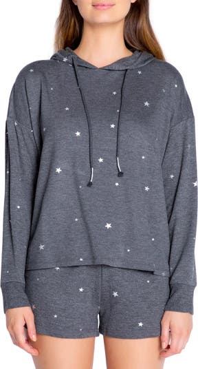 Худи из флиса Shine Star PJ SALVAGE