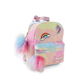Детский рюкзак с помпонами из искусственного меха Affirmation Under One Sky
