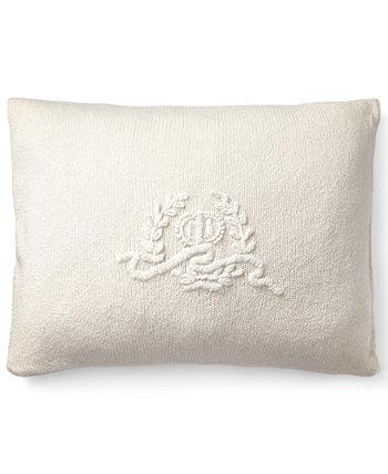 Estella Knit Декоративная подушка размером 15 x 20 дюймов Ralph Lauren