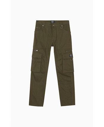 Мужские зауженные брюки в универсальном стиле WeSC