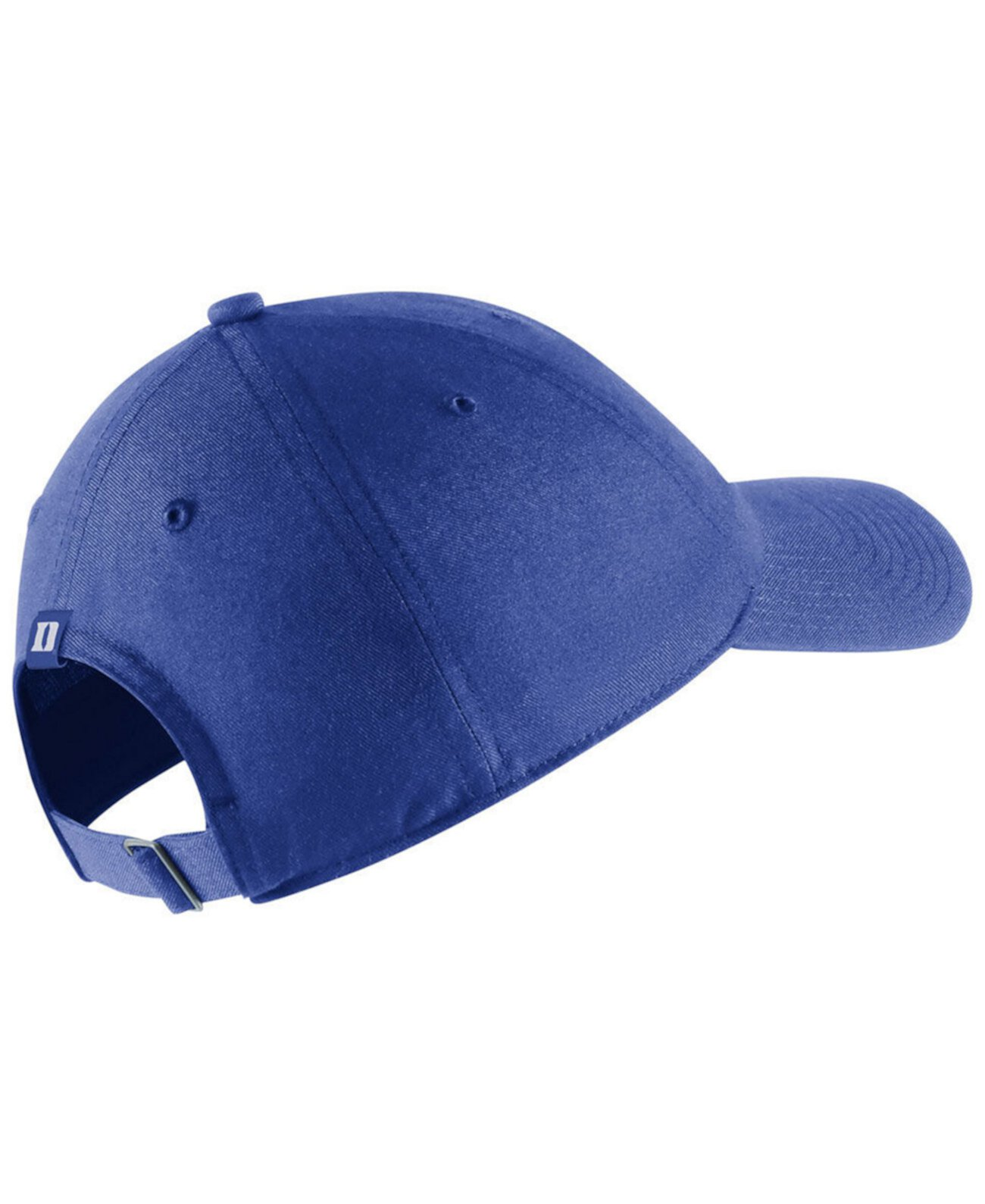 Герцог Голубые дьяволы H86 Wordmark Шапочка Swoosh Nike