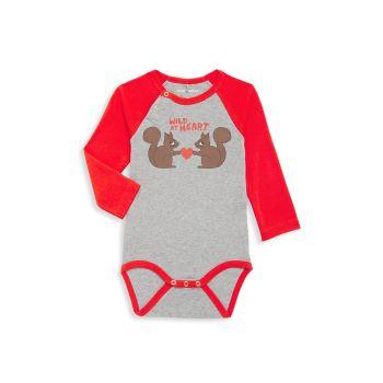 Боди Baby's Wild At Heart Mini rodini
