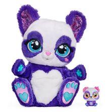 Интерактивная плюшевая игрушка Panda-Roo Spin Master Peek-A-Roo с таинственным малышом Spin Master