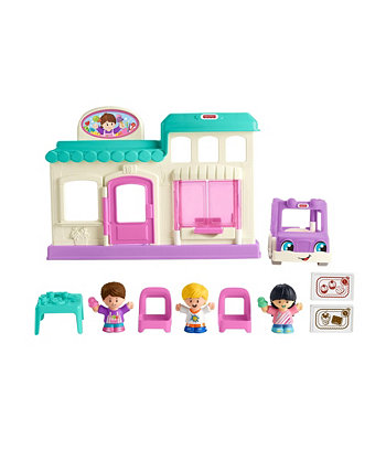 Подарочный набор Fisher-Price Little People Time for a Treat Fisher Price