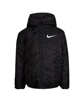 Пуховик Little Boys Nike