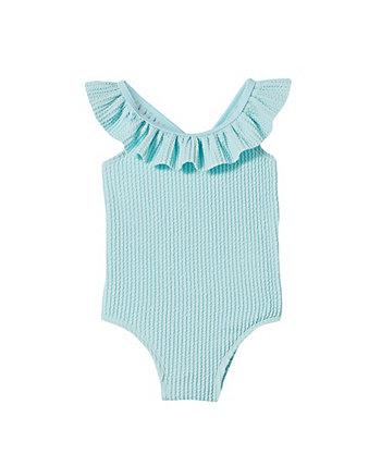 Baby Girls Lolita Frill Swimsuit COTTON ON