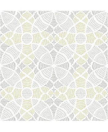 Обои с геометрическим рисунком дзадзэн - 396 x 20,5 x 0,025 дюйма Brewster Home Fashions