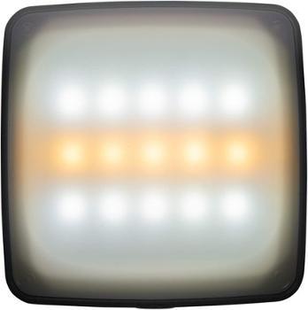 Тонкий светодиодный аварийный свет 400 UST