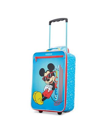 Мягкая ручная кладь 18 дюймов Disney Mickey Mouse American Tourister