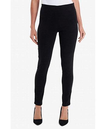 Женские замшевые брюки больших размеров до щиколотки Vince Camuto