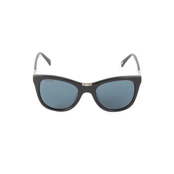 """Солнцезащитные очки """"кошачий глаз"""" 56 мм Balmain"""