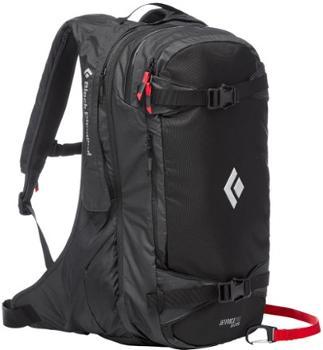 Пакет подушек безопасности JetForce Pro Split 25 л для лавин Black Diamond