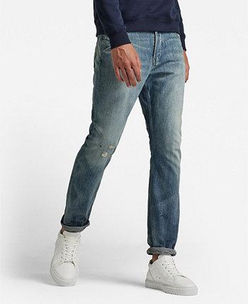 Мужские джинсы прямого кроя Triple-A G-Star