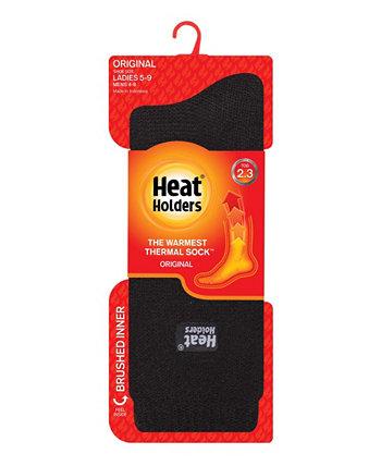 Женские оригинальные твердые термальные носки Heat Holders