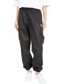 Классические брюки в стиле милитари PUMA