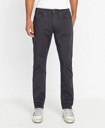 Зауженные мужские зауженные зауженные джинсы пепельного цвета Buffalo David Bitton