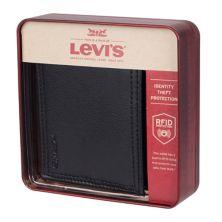 Мужской кошелек для путешественников с блокировкой RFID-меток Levi's® Levi's®