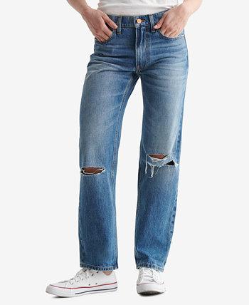 Женские джинсы для мальчиков Lucky Brand