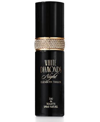 Туалетная вода-спрей White Diamonds Night, 1 унция. Elizabeth Taylor