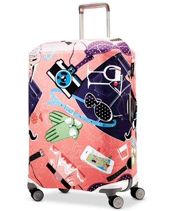 Чехол для туристического багажа среднего размера Samsonite