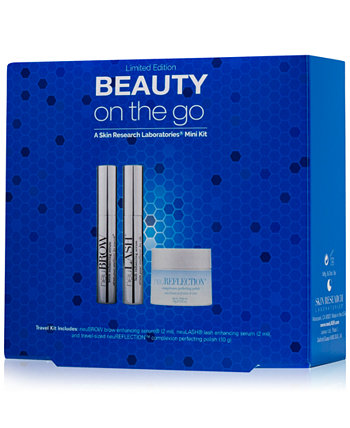 3-Рс. Набор красоты на ходу Skin Research Laboratories