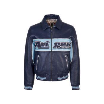 Кожаная куртка Nitro-Run Avirex