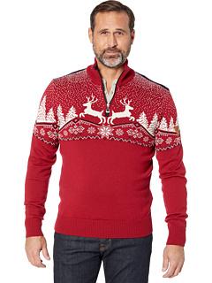 Рождественский мужской свитер Dale of Norway