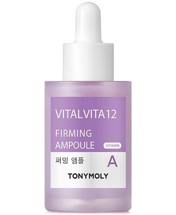 Vital Vita 12 Укрепляющая ампула с витамином А, 1 унция. TONYMOLY