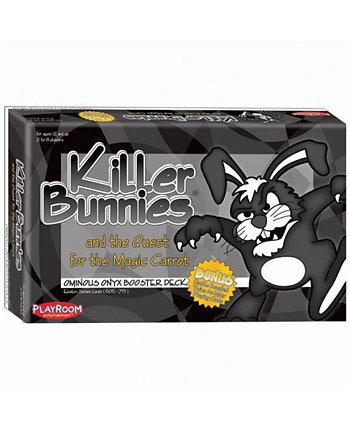 Кролики-убийцы и поиски волшебной моркови - Зловещая колода бустеров оникса (11) Playroom Entertainment